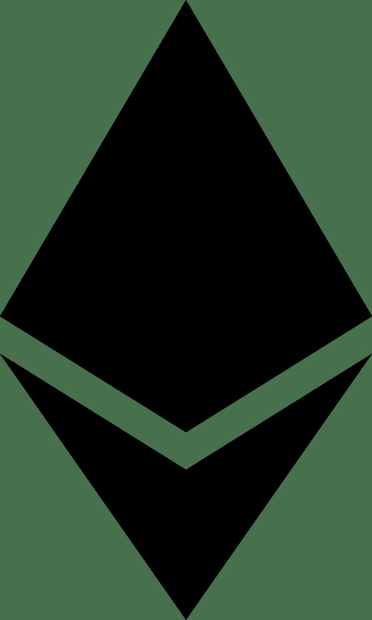 ETH Diamond Glyph
