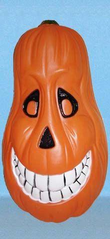 Gourd Pumpkin-Smiley photo