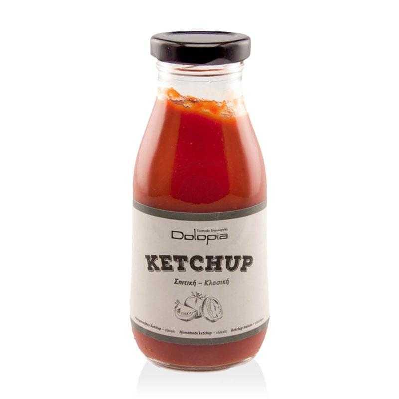 Klassischer Tomatenketchup - 280g