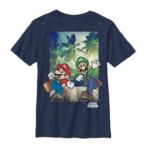 Running Mario T-Shirt