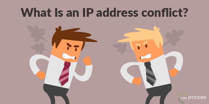 fix an IP address