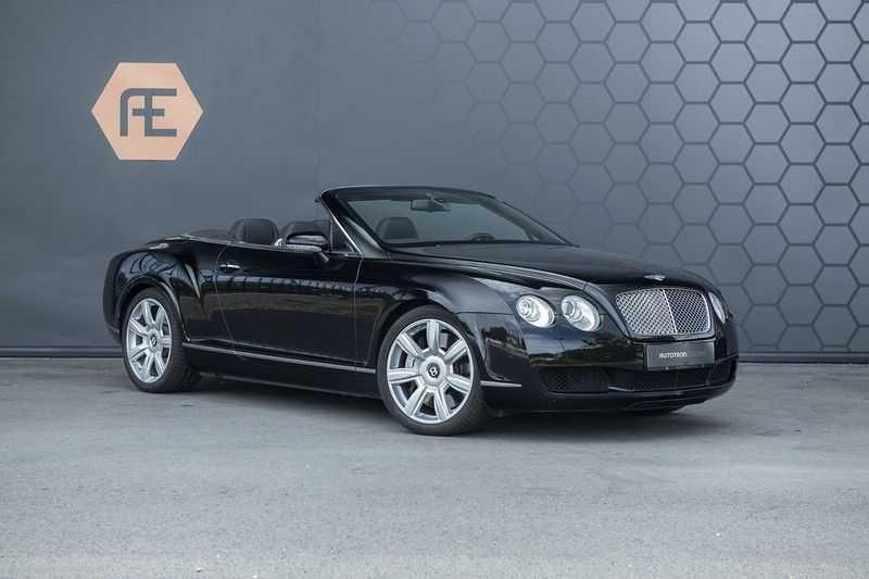 Bentley Continental GTC 6.0 W12 + Dealer onderhouden + Excellent Condition afbeelding 7