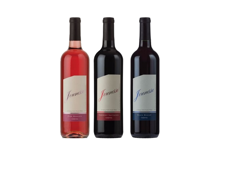 Jenesse Pink Moscato/Cabernet Sauvignon/Black Muscat (750ml)