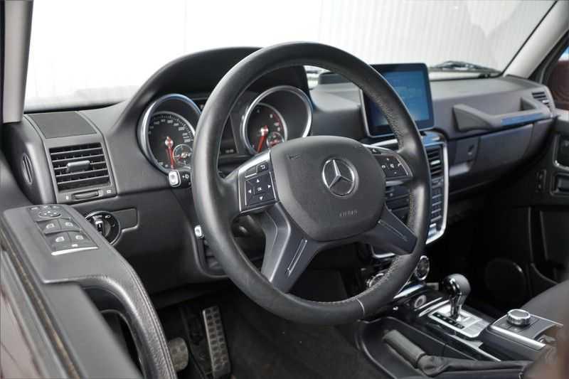 Mercedes-Benz G-Klasse 350 D / Grijs kenteken / Ex. BTW / NL-Auto / 68dkm NAP / Camera / Trekhaak / Climate / Cruise afbeelding 6
