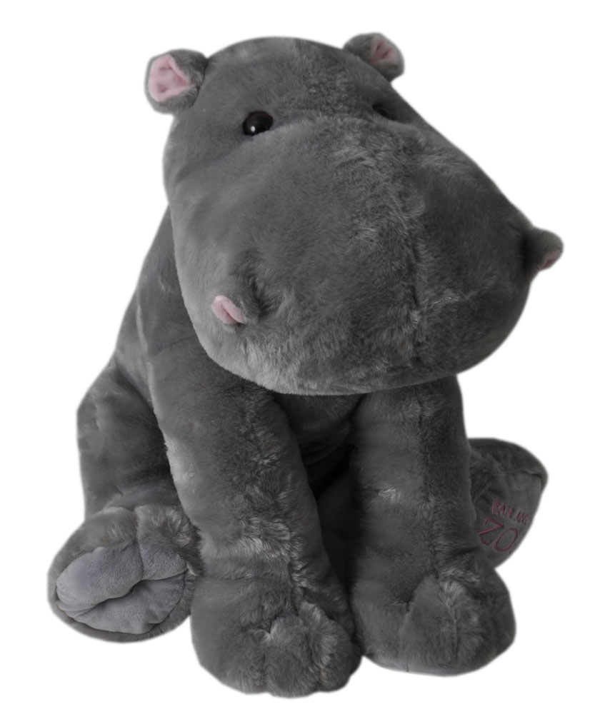 "The Petting Zoo: 10"" Wild Onez Hippo"