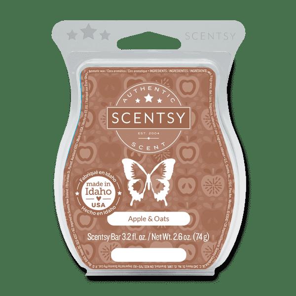 Apple & Oats Scentsy Bar