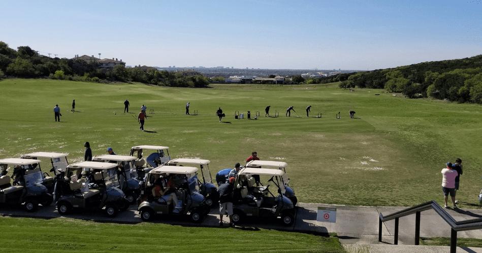 SA YES Taste of Education Dinner Golf Classic - The PM Group - San Antonio Marketing Agency