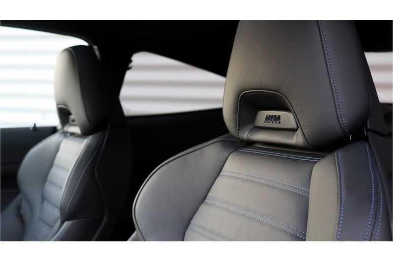 BMW 4 Serie Coupé M440i xDrive High Executive Harman/Kardon, Head Up Display, Schuifdak afbeelding 19