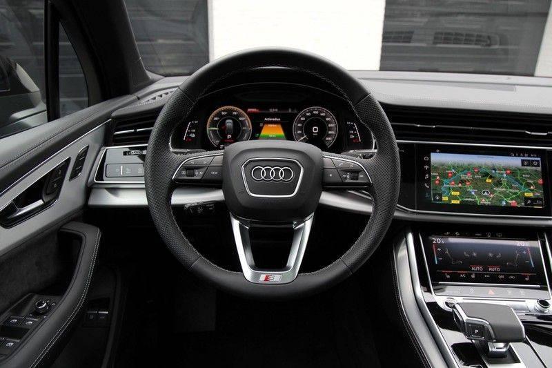 Audi Q7 60 TFSIe Competition PANO.DAK+TOPVIEW+S-STOELEN afbeelding 17