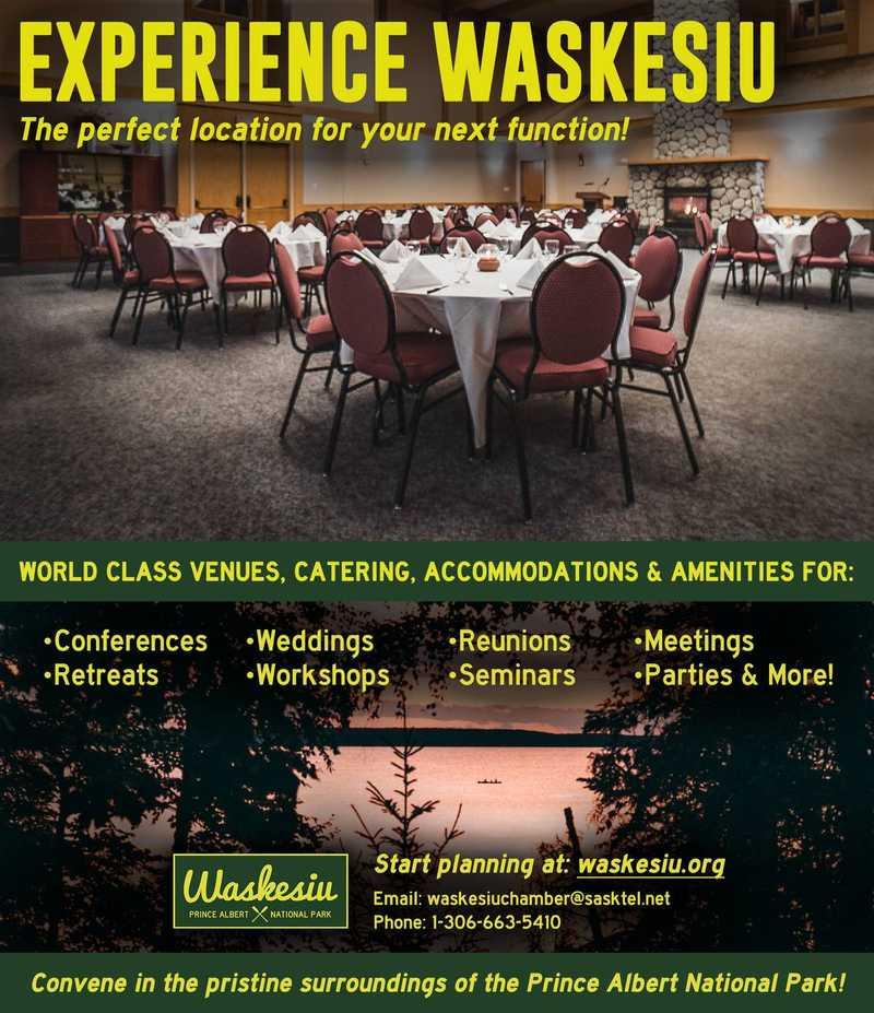 Experience Waskesiu
