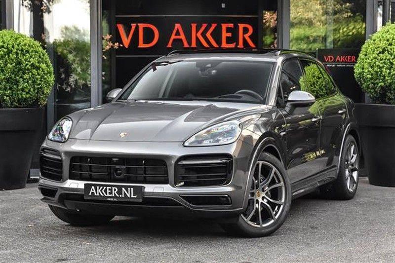 Porsche Cayenne E-HYBRID SPORTDESIGN+PANO.DAK+4WSTURING afbeelding 1