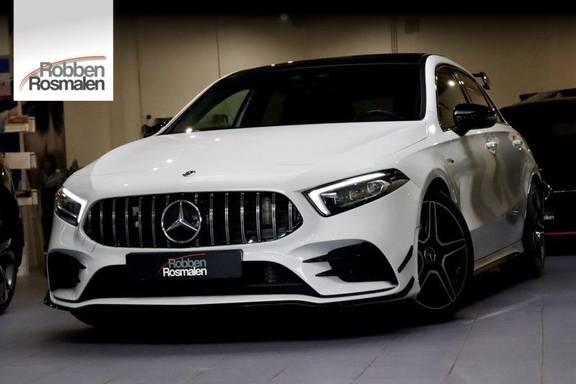 Mercedes-Benz A-Klasse A35 AMG 4MATIC Pano|Aerodynamic|WIDEScreen Pano|Aerodynamic|WIDEScreen