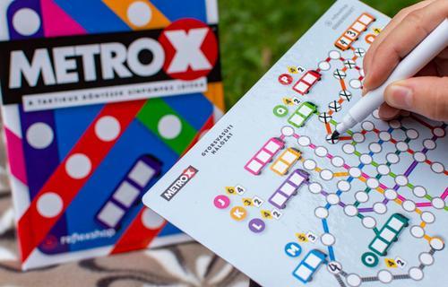 Metro X - szállj fel te is a bingóvonatra!