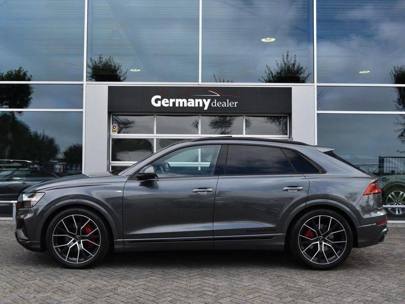 Audi Q8 50TDI 286pk Quattro S-Line Black Optic Lucht RS-Zetels B&O Pano Leder-Dash 22-Inch Soft-Close! afbeelding 7