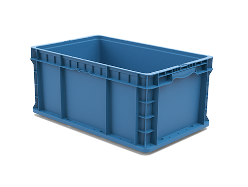 Straight Wall Containers for Manufacturing