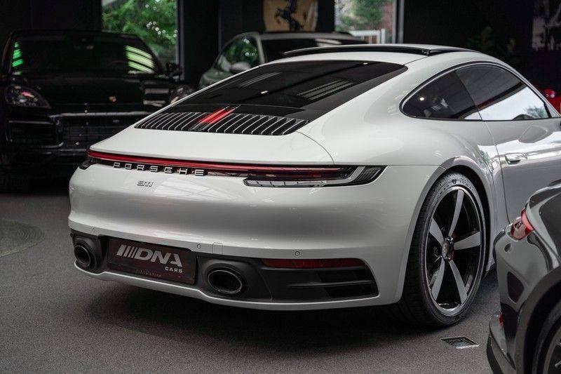 Porsche 911 992 4S Led Matrix Lift Ventilatie PDCC Sport Chrono Alcantara Hemel 3.0 Carrera 4 S afbeelding 7