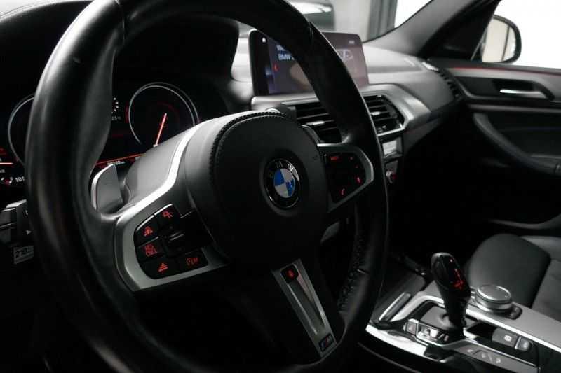 BMW X3 xDrive30d High Executive M Sport Edition afbeelding 22