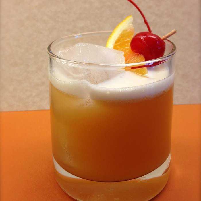 Arthur Tompkins Cocktail