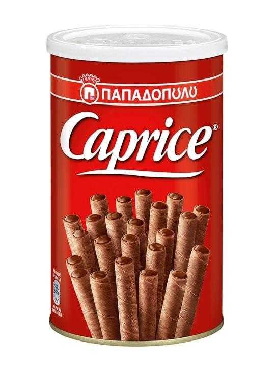 Chocolate Wafer rolls Caprice - 400g