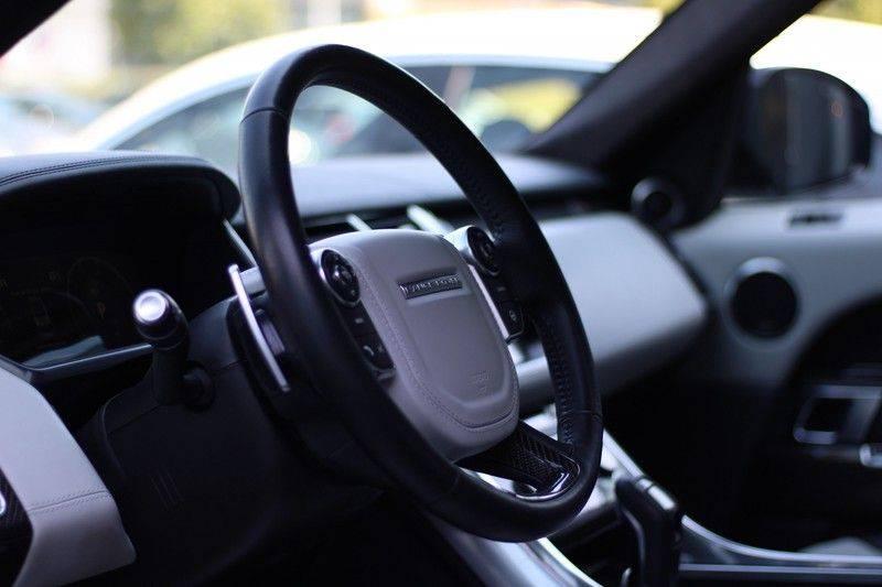 "Land Rover Range Rover Sport 5.0 V8 SVR Pano, 23"", Schaalstoelen, Carbon, afbeelding 10"