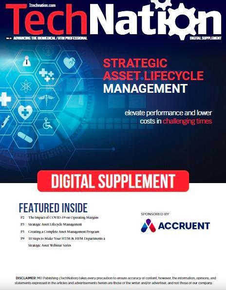 Accruent - Resources - eBooks - Strategic Asset Lifecycle Management Digital Supplement - Cover Image