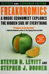 Related book Freakonomics: A Rogue Economist Explores the Hidden Side of Everything Cover