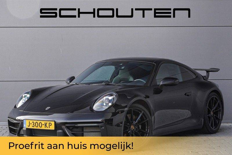 "Porsche 911 3.0 Carrera S Sportdesign Aerokit Sportchrono Matrix 20"" afbeelding 1"