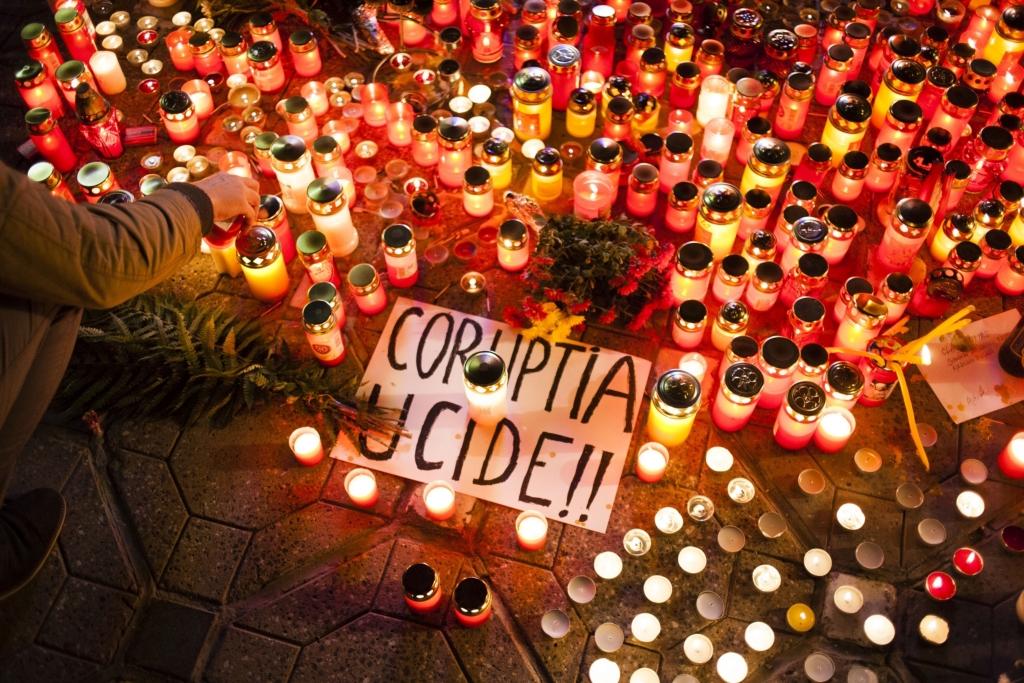 Corupția ucide