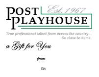 Image of Subscription Presentation Card