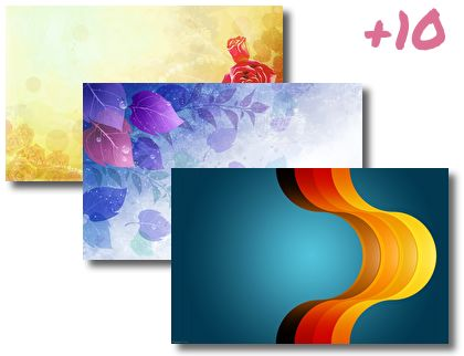 Vector Graphic theme pack