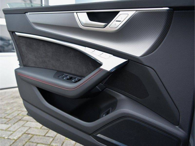 Audi RS7 Sportback 4.0TFSI 600pk Quattro Black Optic Laser-Led Softclose Head-Up Leder-dash RS-Zetels 22-Inch 360Camera afbeelding 23