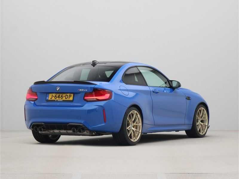 BMW M2 CS afbeelding 7