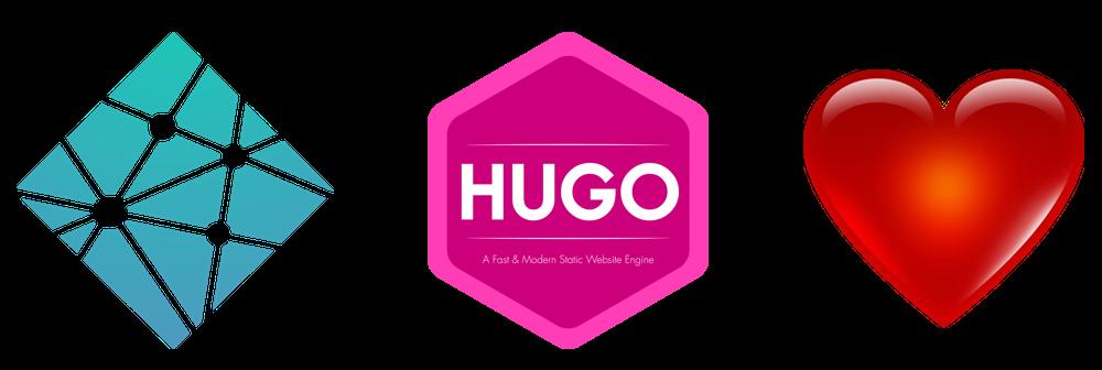 Netlify+Hugo=<3