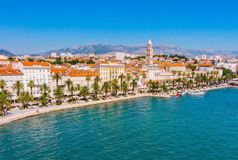 Mostar to Split