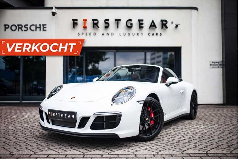 Porsche 911 Cabrio 991.2 3.0 Carrera 4 GTS *BOSE / Liftsysteem / Sport Chrono / DAB / PASM* afbeelding 25