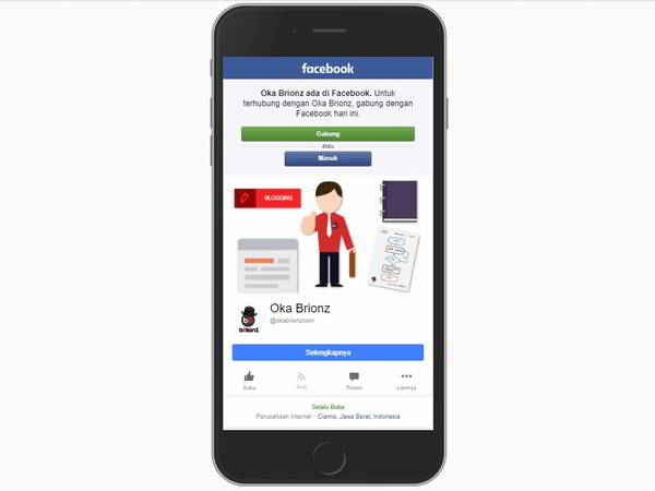 Facebook dan Dunia
