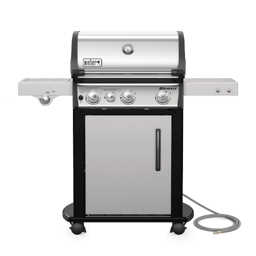 BBQ Weber Série Spirit SP-335 stainless gaz naturel