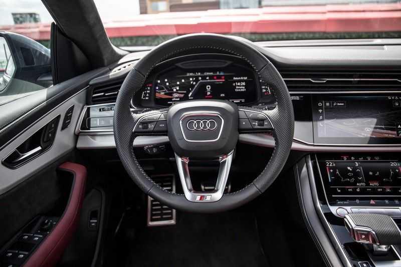 Audi Q8 4.0 TDI SQ8 quattro | 435PK | Sportdifferentieel | B&O | Alcantara hemel | Assistentiepakket Tour & City | Vierwielbesturing afbeelding 24