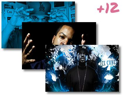Ice Cube theme pack
