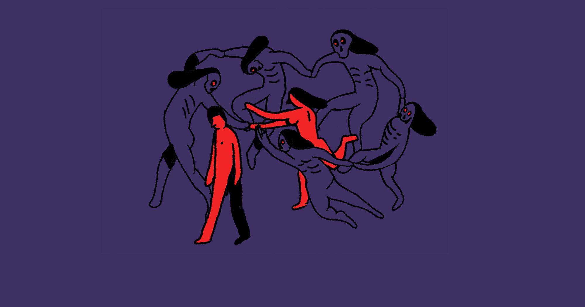 Иллюстрация: Тим Яржомбек для Bookmate Journal