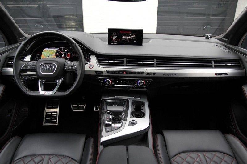 Audi SQ7 4.0 TDI 435 PK SPORTDIFF.+B&O+7P+KERAMISCH+22'' afbeelding 11