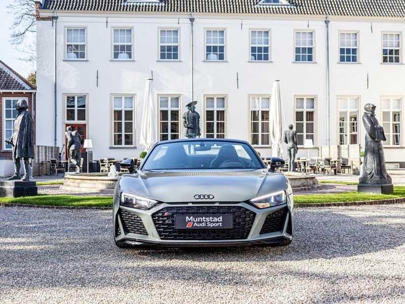 Audi R8 Spyder 5.2 performance quattro | 620PK | Magnetic Ride V10 | B&O sound | Carbon | Ceramic | Audi Exclusive | Garantie tot 07-2025* afbeelding 3