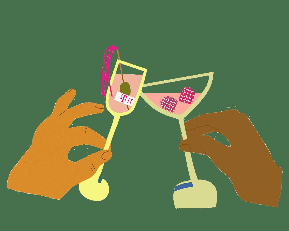 Wie würden Mitarbeiter*innen auf einer Party über das Unternehmen sprechen?