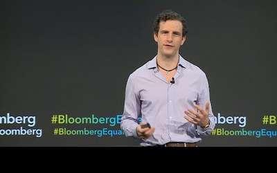 Picture of Microsoft's Weyl on Rethinking Capitalism