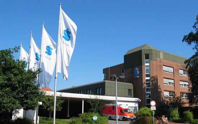Defacto gewinnt die Sana AG als neuen Kunden