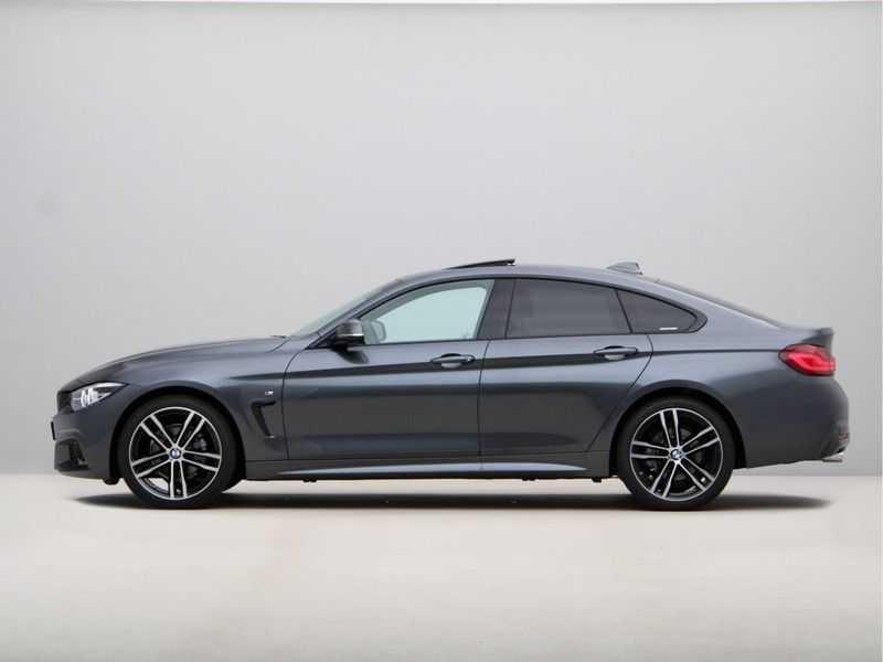 BMW 4 Serie Gran Coupé Exe. M-Sport 418i afbeelding 11