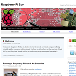 Raspberry Pi Spy