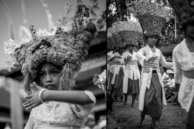 Fumes - Women, flowers and dances - photo by ROKMA