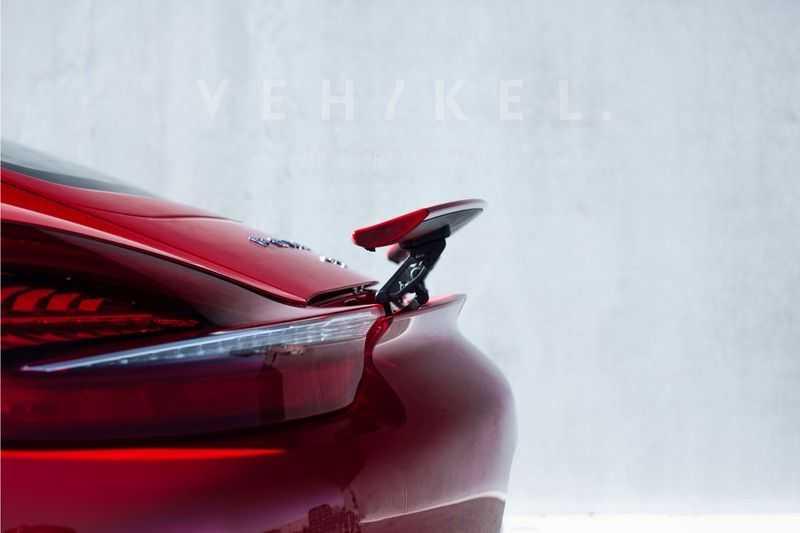Porsche Cayman 2.7 // Handgeschakeld // Iconic Guards Red afbeelding 14
