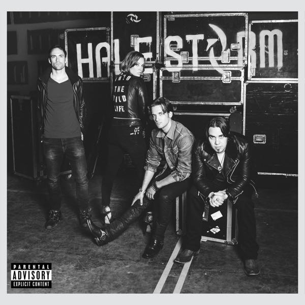album art for Into the Wildlife by Halestorm